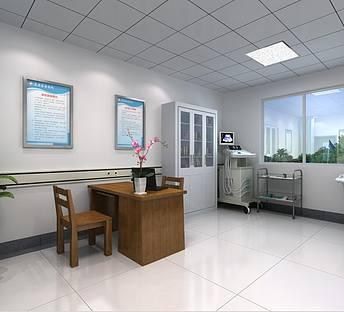 医院门诊室