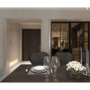 現代室內3d模型