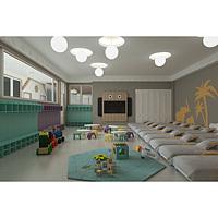 幼儿园小班3d模型