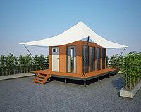 帐篷模型3d模型