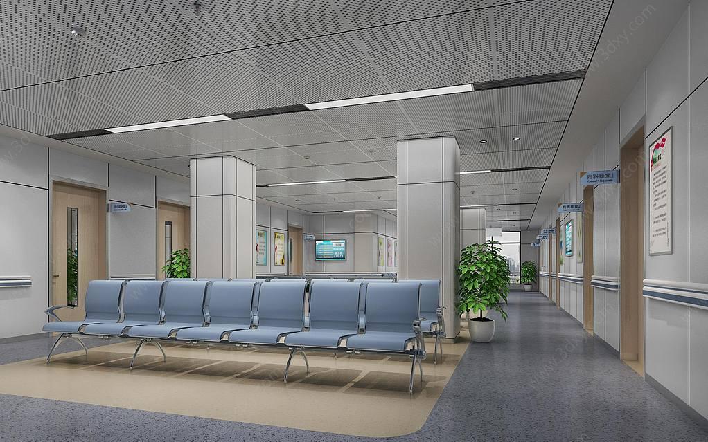 医院等候区