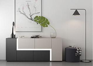 室内家装3d模型