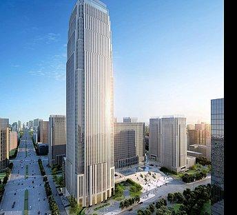 高层独立大厦