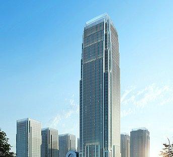 现代高端楼宇