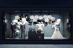 橱窗服装店3D模型