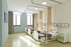 医院病房3D模型