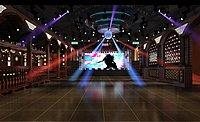KTV舞池区域3d模型