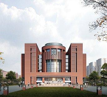 天津科技大学教学楼