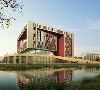 图书馆建筑