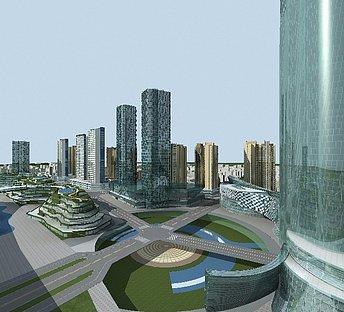 城市街道规划