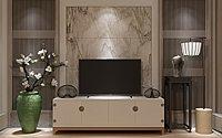 新中式电视柜陈设品组合3d模型