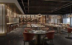 酒店餐桌3D模型
