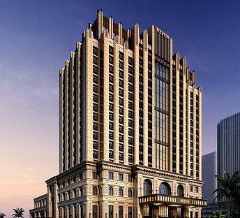 单体高层建筑