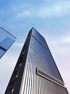 高层建筑3d模型