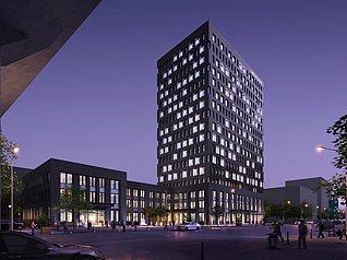 百货大楼3d模型