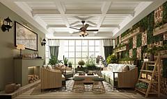 休闲客厅3D模型