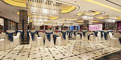 婚礼宴会厅3D模型