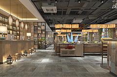 主題餐廳3D模型