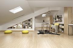 北欧风的书房3D模型