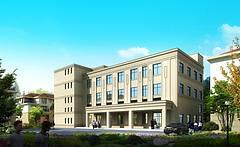 办公楼模3D模型