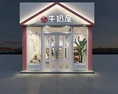 水果店3D模型