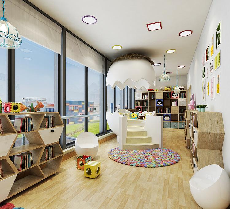 儿童娱乐室