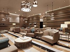 會議室接待室活動室3D模型