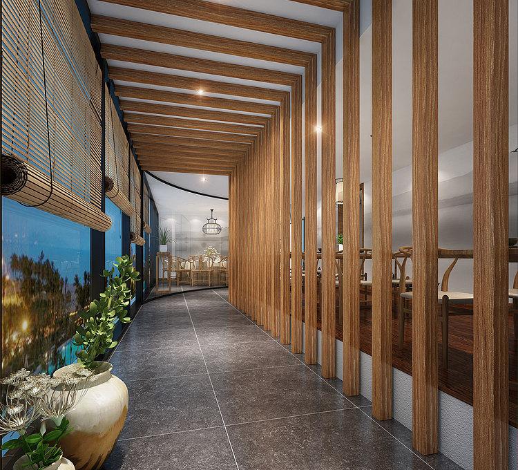 走廊过道玄关电梯间