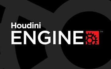C4D 引擎接口插件 Houdini Engine for Cinema 4D Houdini