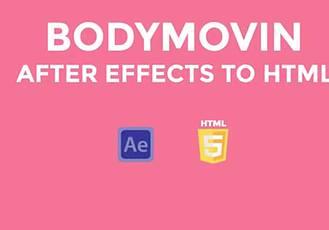 AE腳本-導出json格式的Web動畫工具 Bodymovin v5.7.0 + 使用教程