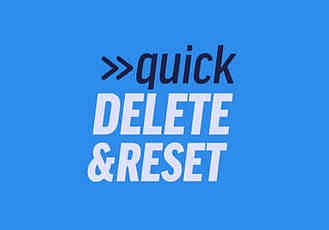 中文漢化AE腳本-圖層屬性重置腳本 Quick Delete & Reset v1.1.4