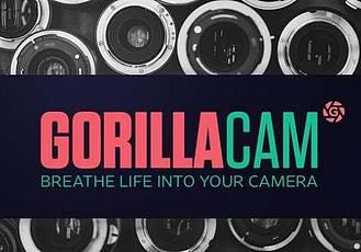 GSG灰猩猩C4D攝像機動畫模擬插件 GreyscaleGorilla GorillaCam V1.0151 For Cinema 4D R16-R21 Win/Mac + 使用教程