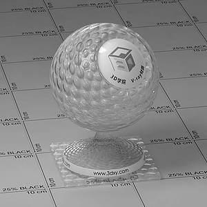 半透明塑料Vary材質球球
