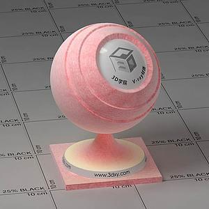 桃子Vary材質球