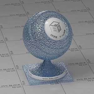 游泳池水Vary材質球