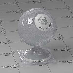 水體Vary材質球