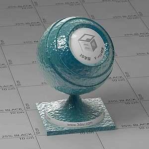 海水Vary材質球