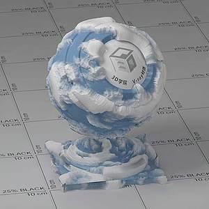 冰河Vary材質球