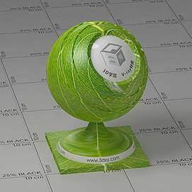 树叶Vary材质球