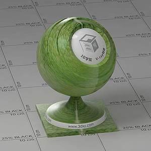 绿色叶子Vary材质球