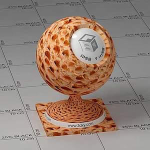珊瑚Vary材質球球