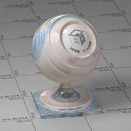 眼睛Vary材质球球