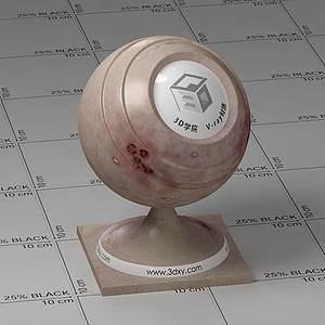 皮膚Vary材質球球