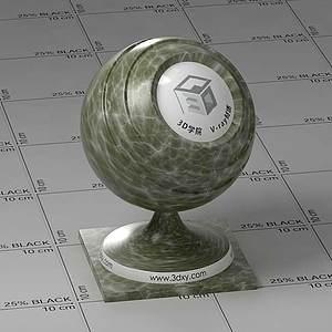 烏龜Vary材質球球