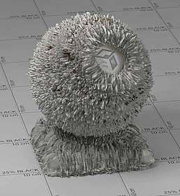 水母vray材质