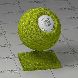 动物皮Vary材质球球