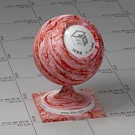 生肉Vary材质球球