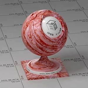生肉Vary材質球球