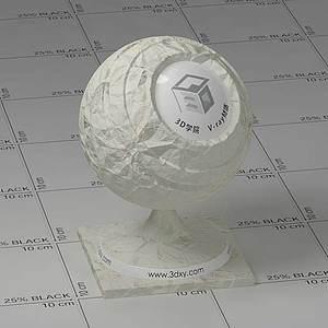 包装纸Vary材质球