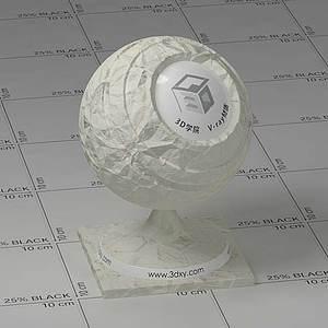 網球Vary材質球